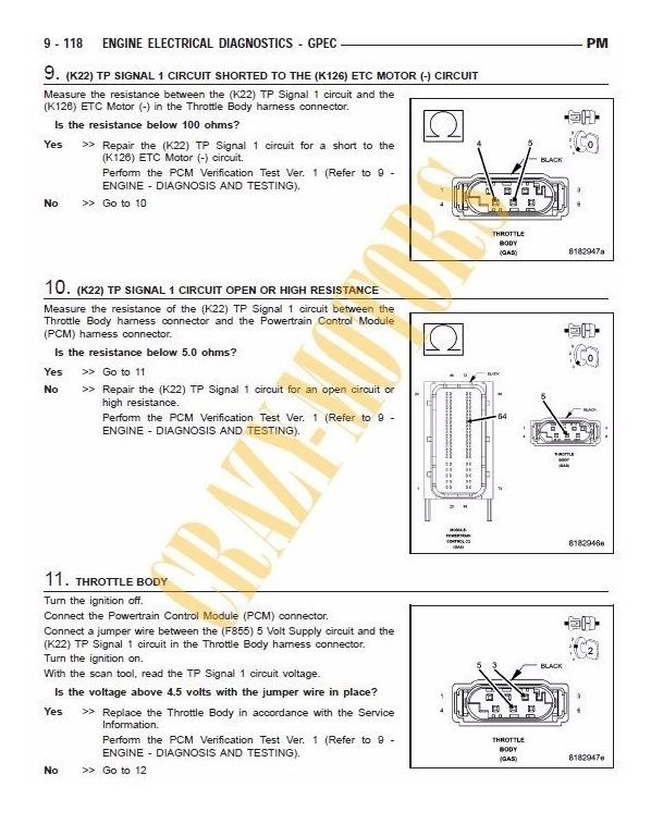 Manual De Taller - Reparacion Dodge Caliber 2007 - 2012 *