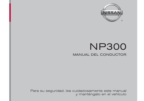 manual de taller reparacion español nissan np300 2015 - 2018