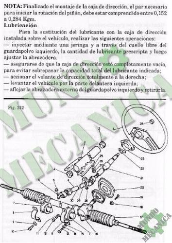 manual de taller reparación fiat uno 1 libro servicio