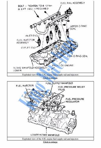 manual de taller - reparacion ford explorer 1991 - 1994 *