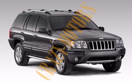 manual de taller - reparacion jeep grand cherokee 93 - 04 *