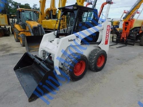 manual de taller reparacion minishover bobcat 853 *