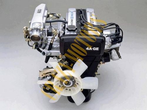 manual de taller reparacion motor toyota 4a 4ac 4af a4ge rh articulo mercadolibre com co