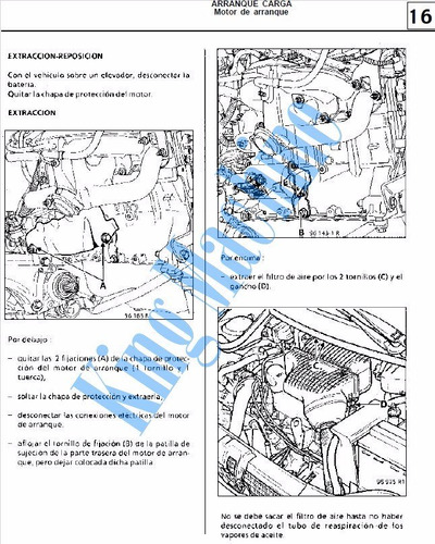 manual de taller  reparacion renault twingo 1996 - 2009 *