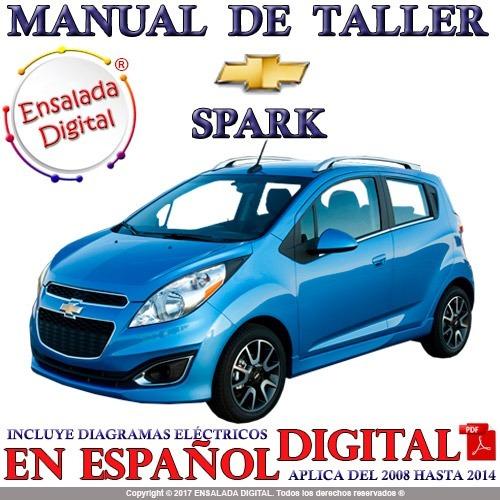 manual de taller reparaci n spark gt a os 2010 2013 15 100 en rh articulo mercadolibre com co manual de partes jade manual de partes 1440-3pgh