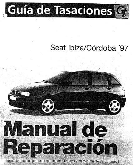 manual de taller seat ibiza 1993 2002 espa ol 1 890 en mercado rh articulo mercadolibre cl manual de taller seat ibiza-cordoba 2002.pdf Seat Ibiza 1999