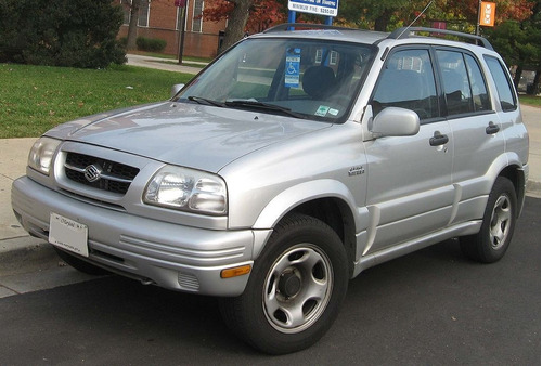 manual de taller suzuki grand vitara, 1998 - 2005