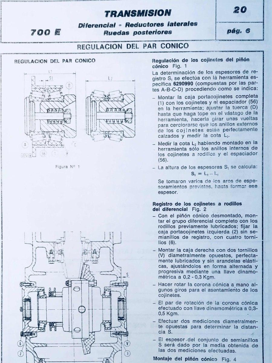 manual de taller tractor fiat 700e 450 00 en mercado libre rh articulo mercadolibre com ar Fiat Ventures Fiat Ventures