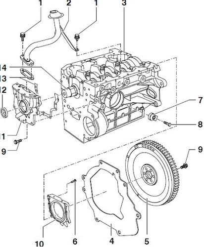 manual de taller volkswagen fox 2004