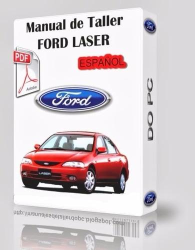 manual de taller y despiece de ford laser (pdf) en español