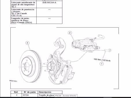 Manual De Taller Y Diagramas Ford Explorer Eddie Bauer Full