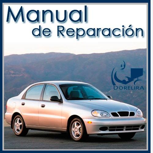 manual de taller y reparación daewoo nubira 1998-2002