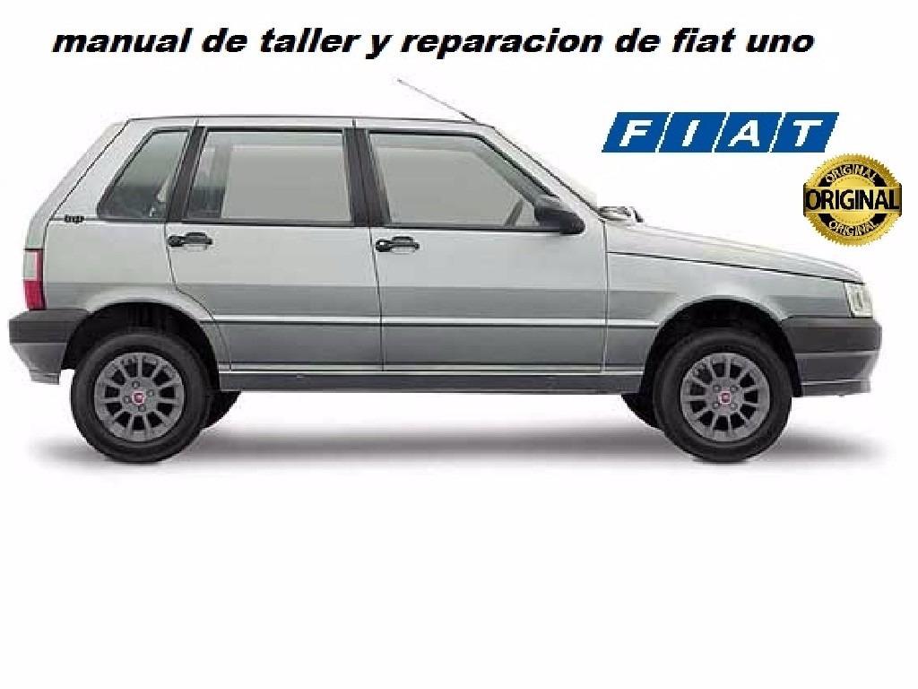 Manual De Taller Y Reparacion Del Fiat Uno