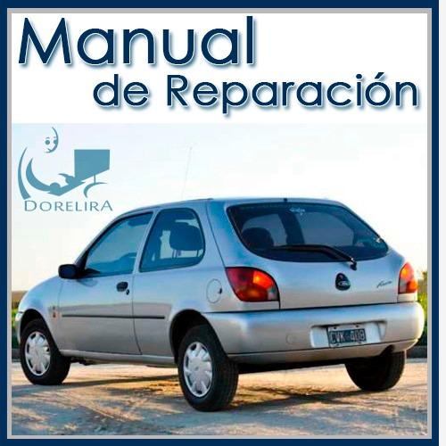 manual de taller y reparación ford fiesta 1999-2004