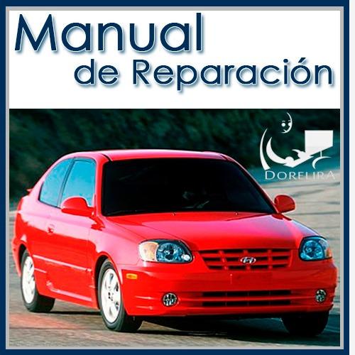 manual de taller y reparación hyundai accent 1995-2005