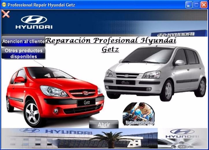 manual de taller y reparacion hyundai getz 2002 2011 bs 22 12 en rh articulo mercadolibre com ve