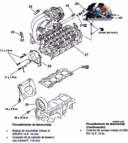 manual de taller y reparación mitsubishi lancer 2005-2010