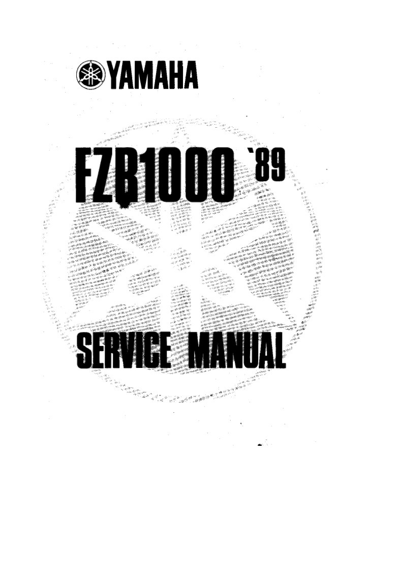 ... Array - fzr 1000 manual rh fzr 1000 manual elzplorers de