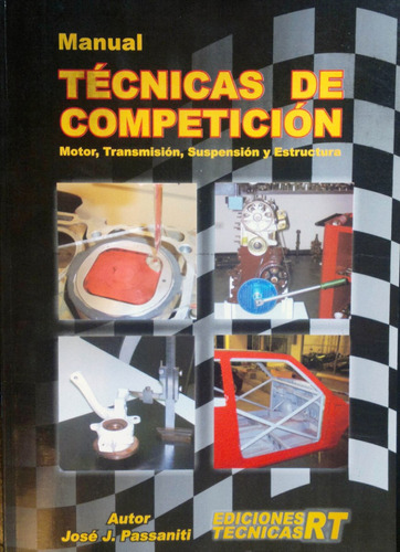 manual de técnicas de competición 1 preparacion de autos rt