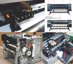 manual de tecnico canon clc 5000