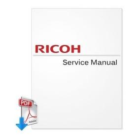 Manual De Tecnico Ricoh Aficio Mp5500,mp6000,mp6500,mp7000
