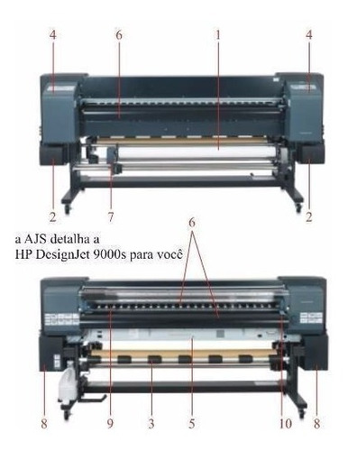 manual de tecnico roland sp540v