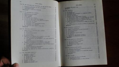 manual de teoria economica - alfred stonier - 1973
