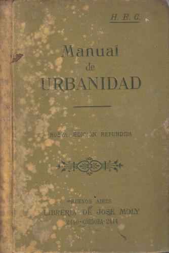 manual de urbanidad. h. e. c.