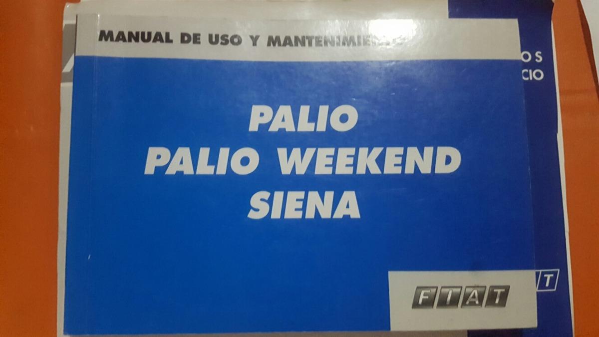 manual de usuario fiat palio siena 250 00 en mercado libre rh articulo mercadolibre com ar manual de usuario fiat palio 1.3 mpi manual de usuario fiat palio adventure 1.8