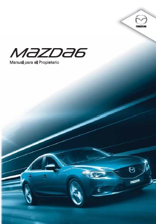 manual de usuario o guantera mazda 6