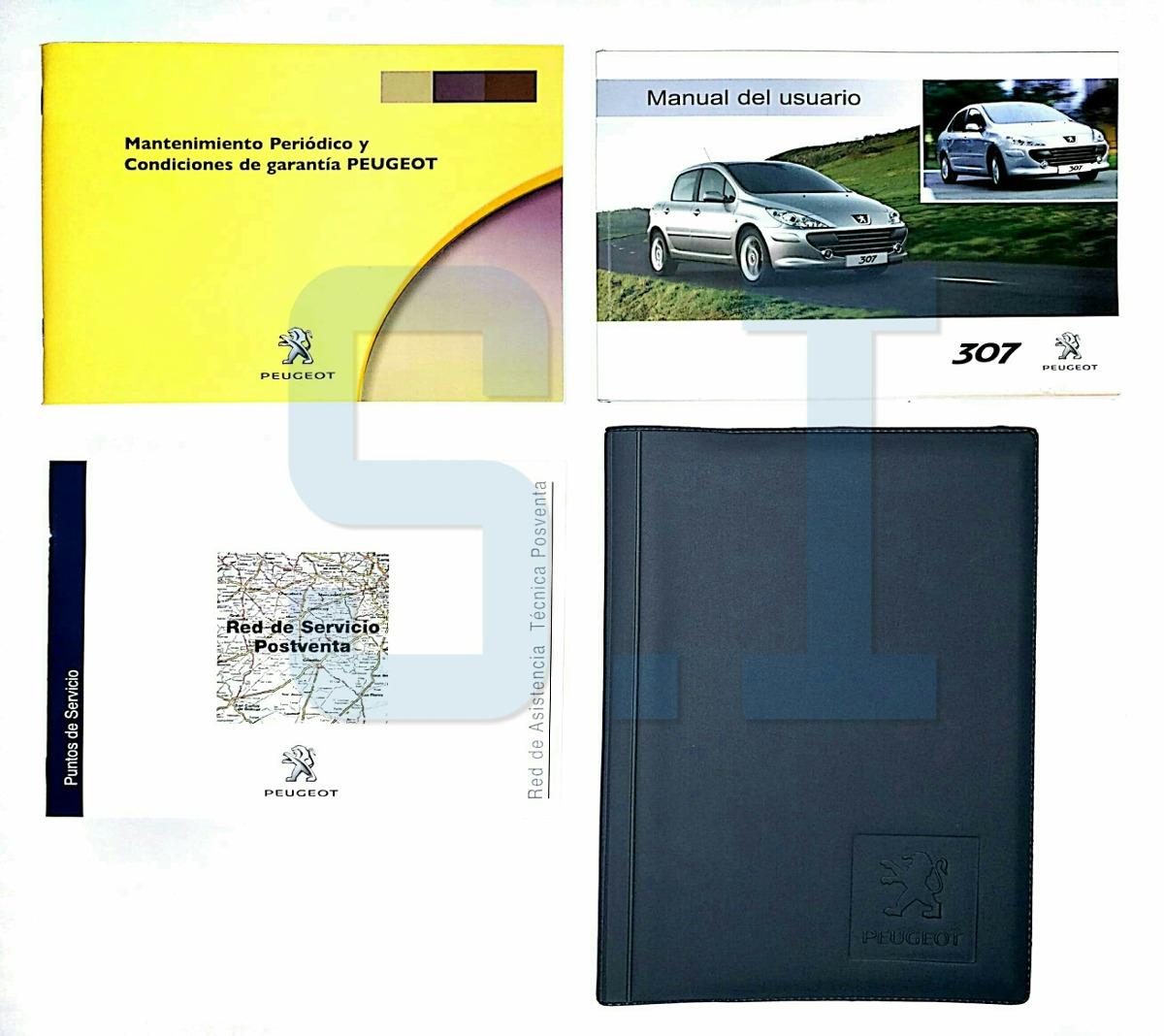 manual de usuario peugeot 307 nuevo original edición impresa. Cargando zoom.