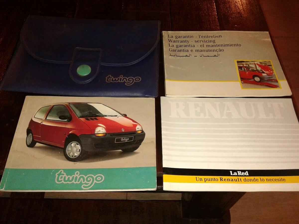 manual de usuario renault twingo 1 500 00 en mercado libre rh articulo mercadolibre com ar manual de usuario renault twingo 2007 pdf manual de usuario renault twingo 2002