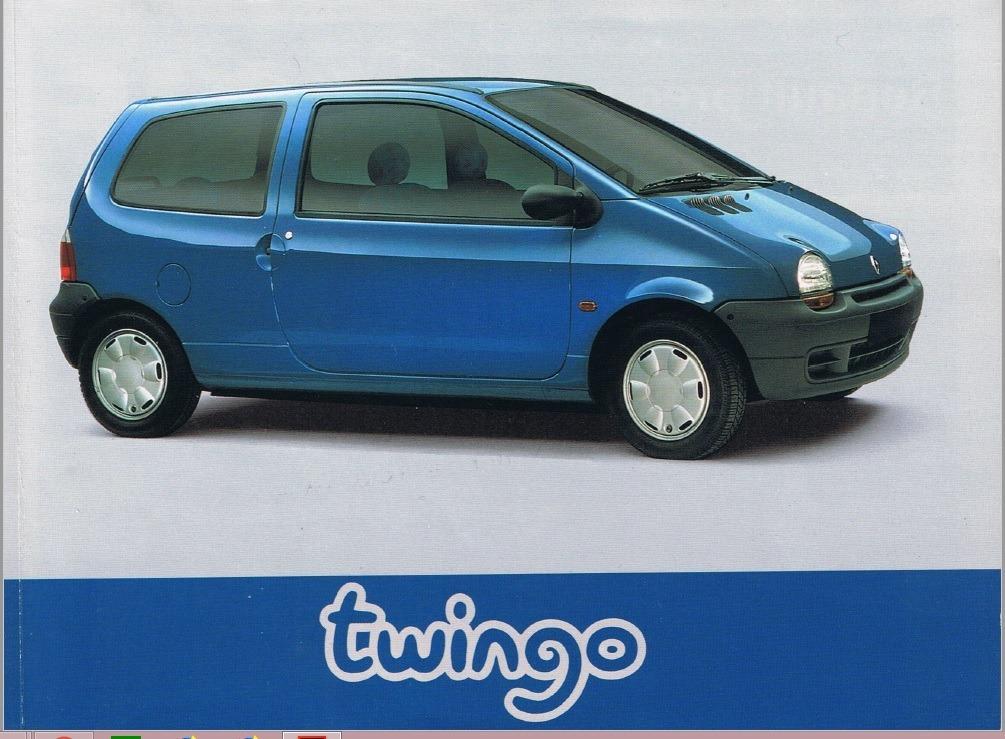 manual de usuario renault twingo 20 000 en mercado libre rh articulo mercadolibre com co manual del usuario renault twingo 2001 Renault Twizy