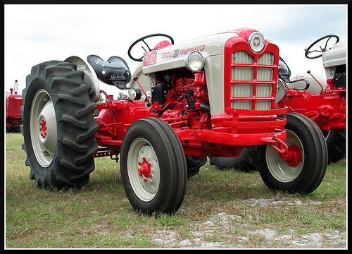 manual de usuario tractor ford 601 y 801 en pdf