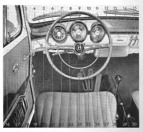 manual de  volkswagen 1600 -original en español