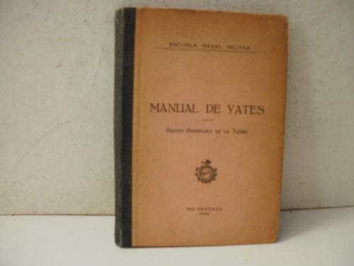 manual de yates - rufino rodriguez de la torre