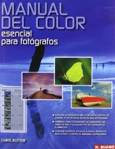 manual del color esencial para fotógrafos, rutter, blume