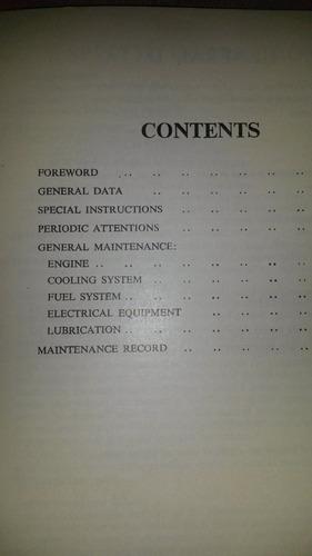 manual del conductor bmc para motor diesel 5.1