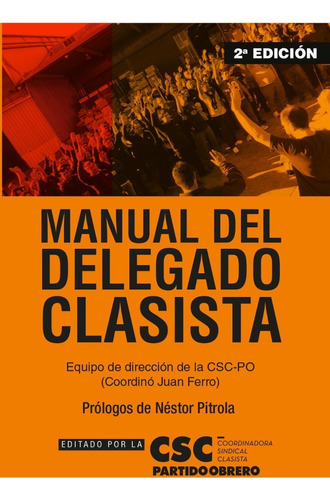manual del delegado clasista - pitrola sindicatos