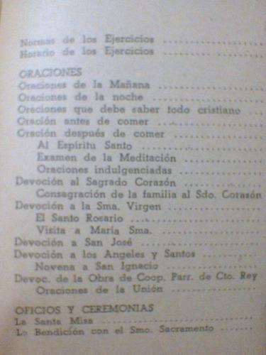 manual del ejercitante cristo rey