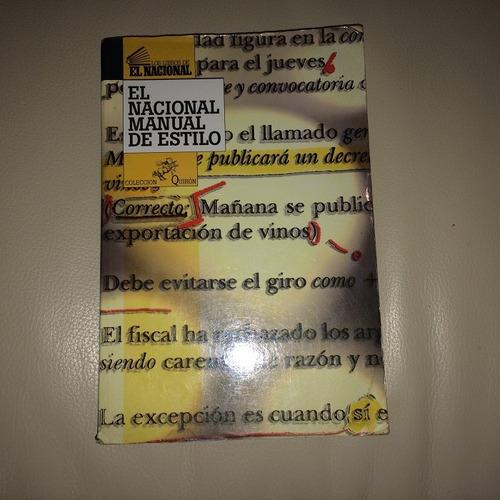 manual del estilo del nacional