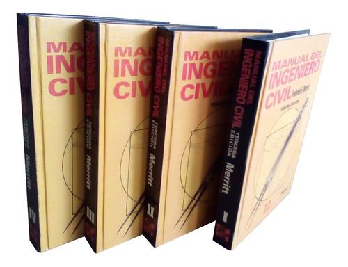 manual del ingeniero civil frederic merritt libro mcgrawhill