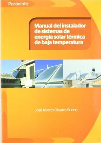 manual del instalador de sistema energia solar term.baja tem