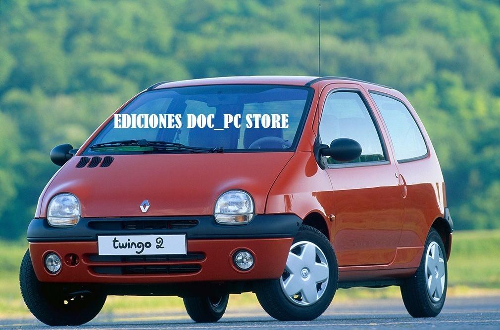 manual del propietario renault twingo bs 10 00 en mercado libre rh articulo mercadolibre com ve manual de usuario renault twingo 2011 Renault DeZir