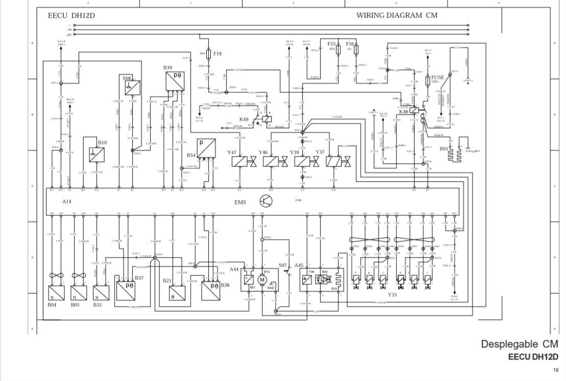 Manual Del Sistema Electrico Autobs Volvo 9700 30000 En B7r Wiring Diagram Cargando Zoom