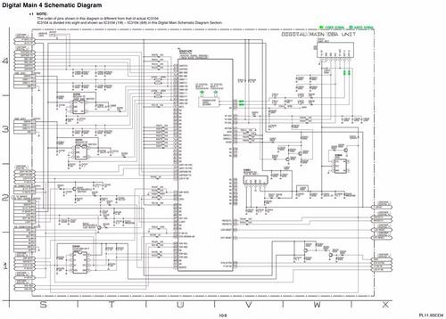 manual del tecnico  y esquemas tv lcd philips 55pfl3907