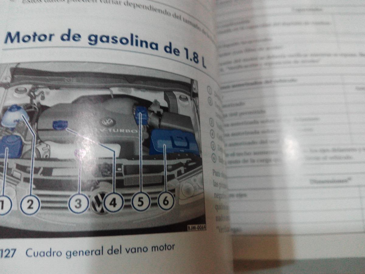 manual del usuario 100 original vw volkswagen bora a o 2010 rh articulo mercadolibre com ar Panasonic Viera 50 Manual Portada Manual De Usuario