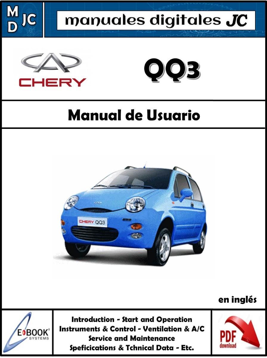 chery qq manual ebook