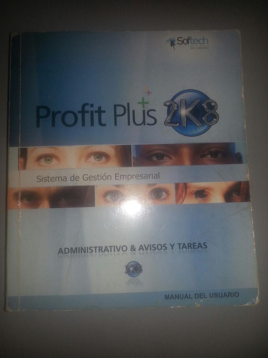 Manual profit plus 2k8.