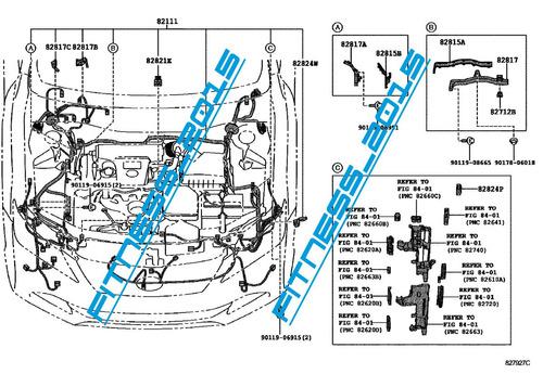 manual despiece catalogo toyota camry 2011 - 2015 español